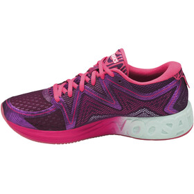 asics Noosa FF Shoes Women prune/glacier sea/rouge red